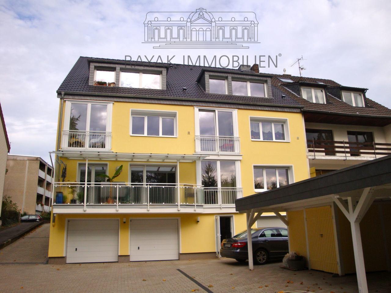 Gebäudeansicht Gartenseite